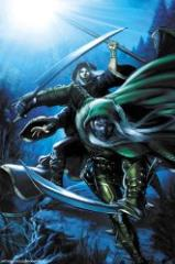 "#1 ""Drizzt & Raistlin Comics"" (Cover A)"