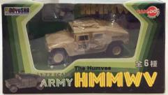 HMMWV - M1025, 2nd Armored Division, IFOR 1996