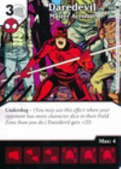 Daredevil - Master Acrobat