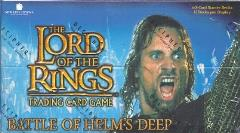 Battle of Helm's Deep - Starter Deck Display Box (12 Decks)