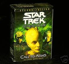 Call to Arms (2nd Edition) - Borg Starter Deck