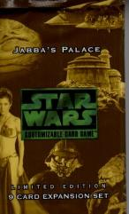 Jabba's Palace Booster Pack (Limited Edition) (10 Pack)