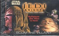 Scum and Villainy Booster Box