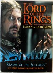 Realms of the Elf Lords - Boromir Starter Deck