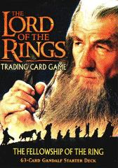 Fellowship of the Ring, The - Gandalf Starter Deck