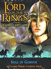 Siege of Gondor - Merry Starter Deck