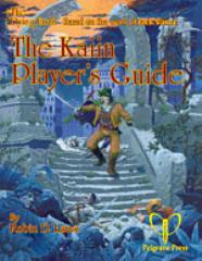 Kaiin Player's Guide, The