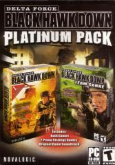 Delta Force - Black Hawk Down, Platinum Pack