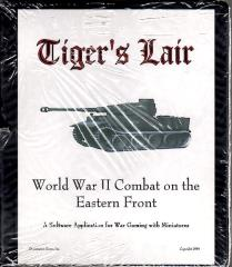 Tiger's Lair - WWII Combat on the Eastern Front