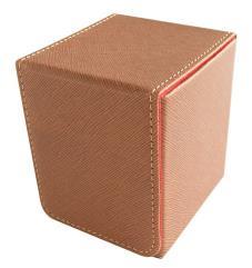 Creation Line Deck Box - Small Brown
