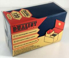 Dualist Deck Box: Dark Blue