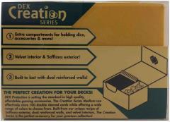 Creation Line Deck Box - Medium Yellow