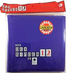 Dex Binder 12 Limited Edition - Purple