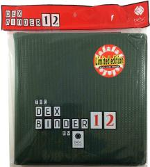 Dex Binder 12 Limited Edition - Green