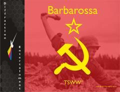 Barbarossa (Colonel's Edition, Soviet Cover)
