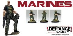 USMC Infantry - 12 Figures Only!