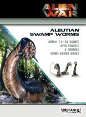 Aleutian Swamp Worms