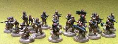 Imperial Chinese Infantry