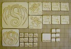 Monster Tile Set