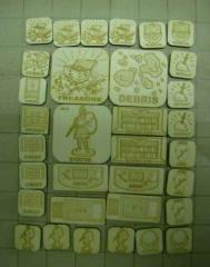 Treasure Tile Set