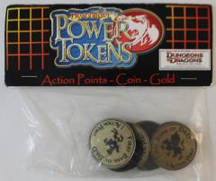 Action Points - Coin, Gold