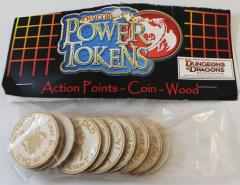 Action Points - Coin, Wood