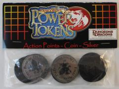 Action Points - Coin, Silver