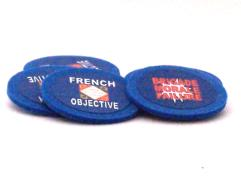 Objective Marker Set - French