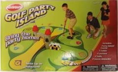 Golf Party Island Family Fun Center