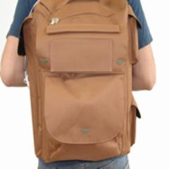 Gamer's Backpack - Khaki