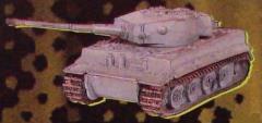 German Tiger 1E - Grey