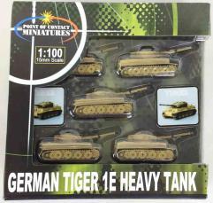 German Tiger 1E - Tan