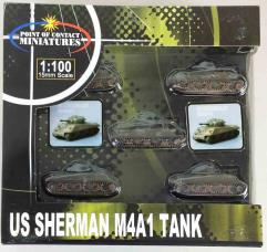US Sherman M4A1 - Brown Violet