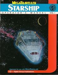 Starship Operator's Manual #1 (2nd Edition)