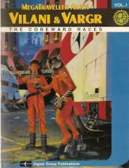 Vilani & Vargr - The Coreward Races