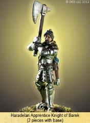 Apprentice Knight of Barek