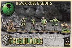 Black Rose Bandits Starter Set