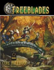 Freeblades Core Rulebook