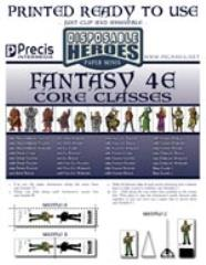 Fantasy Core Classes (4e)