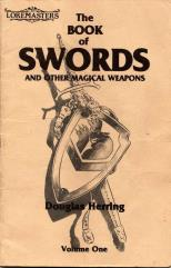 Book of Swords and Other Magical Weapons, The #1 (1st Printing)