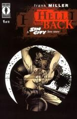 Sin City - Hell and Back Collection, 7 Issues!