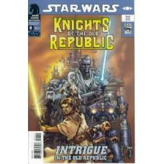 Star Wars - Rebellion/Knights of the Old Republic #0