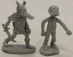 Snarf Quest Character 2-Pack