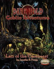Goblin Adventures - Lair of the Cerebeast