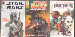 Star Wars Collection - 3 Issues!