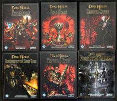 Dark Heresy Supplement Collection - 6 Books!