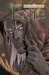 Legend of Drizzt, The #2 - Exile #1 (Cover A)