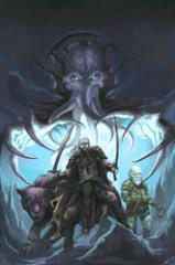 Legend of Drizzt, The #2 - Exile #1 (Cover B)
