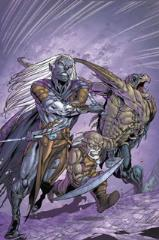 Legend of Drizzt, The #2 - Exile #3 (Cover A)