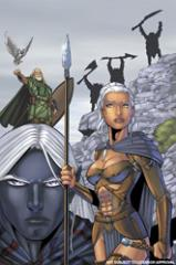 Legend of Drizzt, The #3 - Sojourn #2 (Cover A)